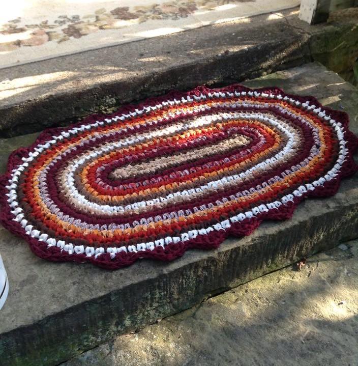 Custom Made Rag Rugs For Rug